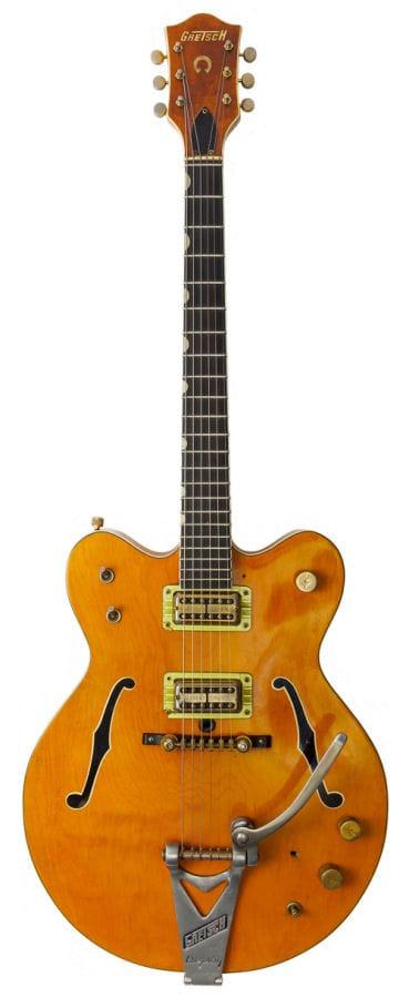 John Lennon's 1963 Gretsch 6120 Guitar