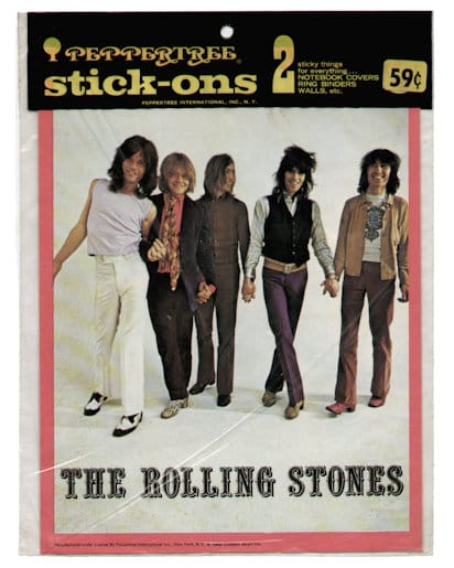 The Rolling Stones Stickers